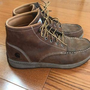 Carhartt cmx4023 work boots lightweight size 9.5